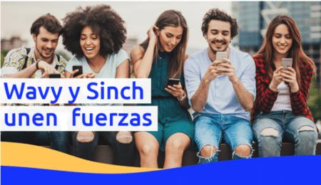 Sinch y Wavy unen fuerzas para construir una posición de liderazgo en mensajería móvil en América Latina