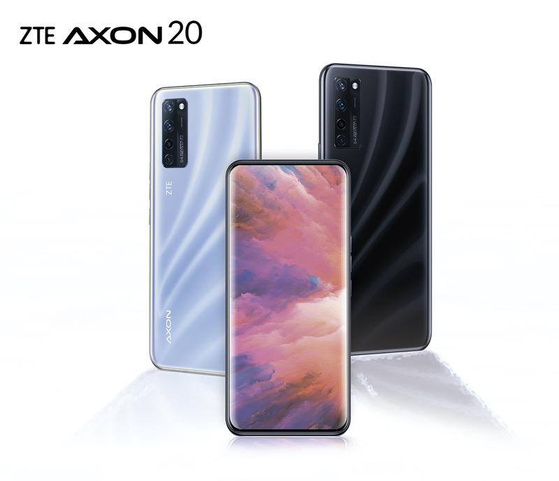 ZTE AXON 20 llega a México ¡conoce sus características y precio! - zte-axon-20-kv