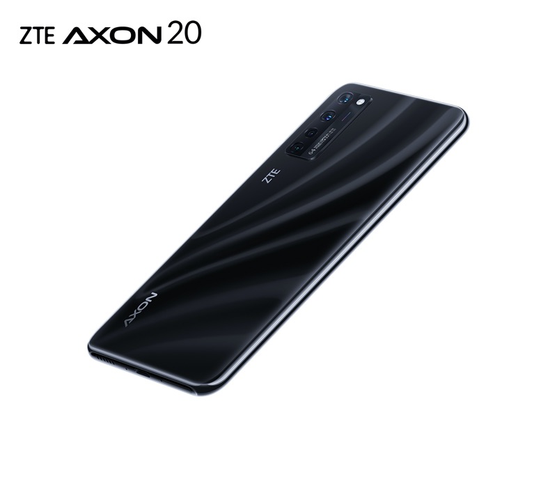 ZTE AXON 20 llega a México ¡conoce sus características y precio! - zte-axon-20-negro