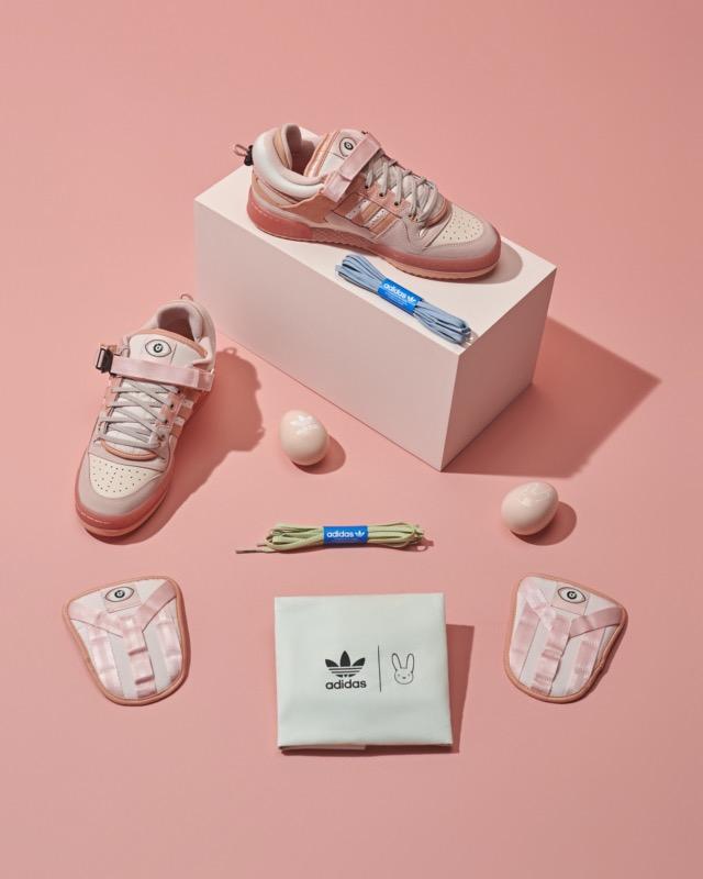 """adidas y Bad Bunny lanzan nuevo diseño de la silueta """"Easter Egg"""" Forum Low - adidas-bad-bunny-forum-easter-egg-bbeasteregg1"""