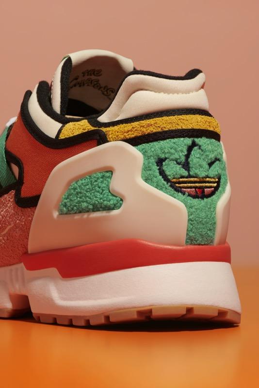 adidas y The Simpsons presentan ZX 1000 C Krusty Burger - adidas-krustyburger
