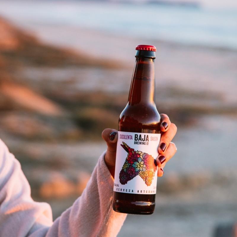 """""""Suculenta Saison"""" el nuevo lanzamiento primaveral de Baja Brewing Company - baja-brewing-suculenta-saison-1-800x800"""