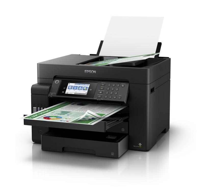 Epson México presenta multifuncional EcoTank L15150 para la impresión comercial - epson-mexico-multifuncional-ecotank-15150-impresora