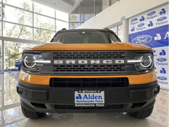 Mercado Libre revela que la búsqueda de la Ford Bronco se dispara 205% en México - ford-bronco