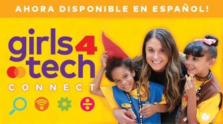 Mastercard anuncia maratón Girls4Tech, programa para inspirar a niñas a desarrollar habilidades STEM