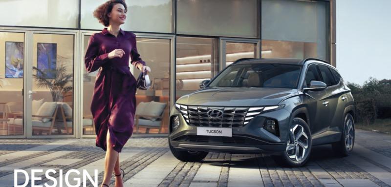 Hyundai Tucson 2022 llega a México totalmente renovada - hyundai-tucson-2022-1
