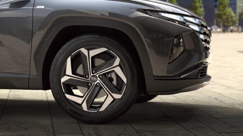 Hyundai Tucson 2022 llega a México totalmente renovada - hyundai-tucson-2022-hyundai-1