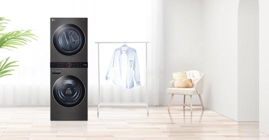 LG WashTower llega a México con Inteligencia Artificial para mejores ciclos de lavado - lg-washtower-02