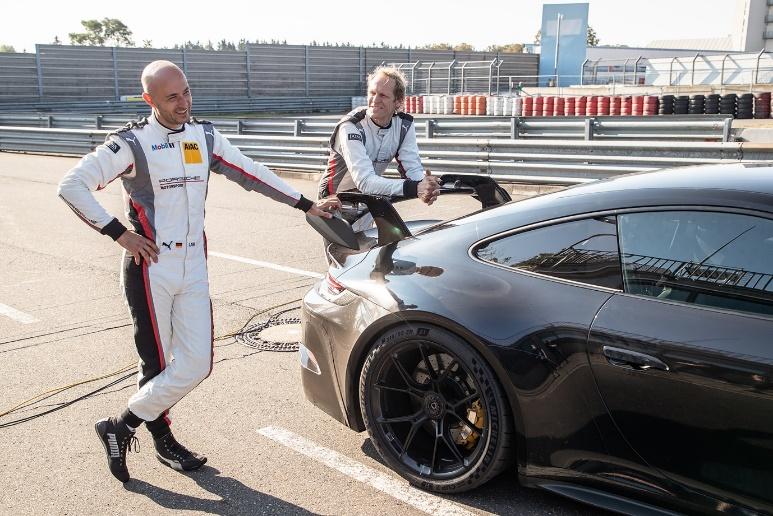 La séptima generación del Porsche 911 GT3 será equipado con llantas Michelin Pilot Sport Cup - llantas-michelin-pilot-sport-cup-porsche
