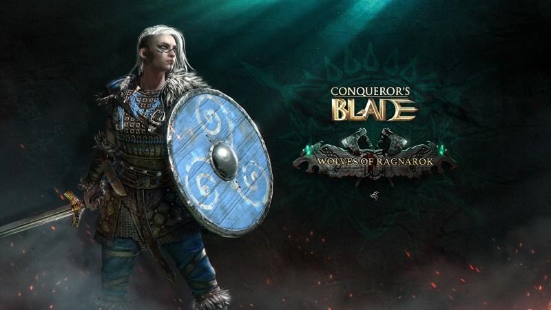Los Vikingos invaden Conqueror's Blade en la actualización Nórdicos: Lobos del Ragnarok - lobos-del-ragnarok-800x450