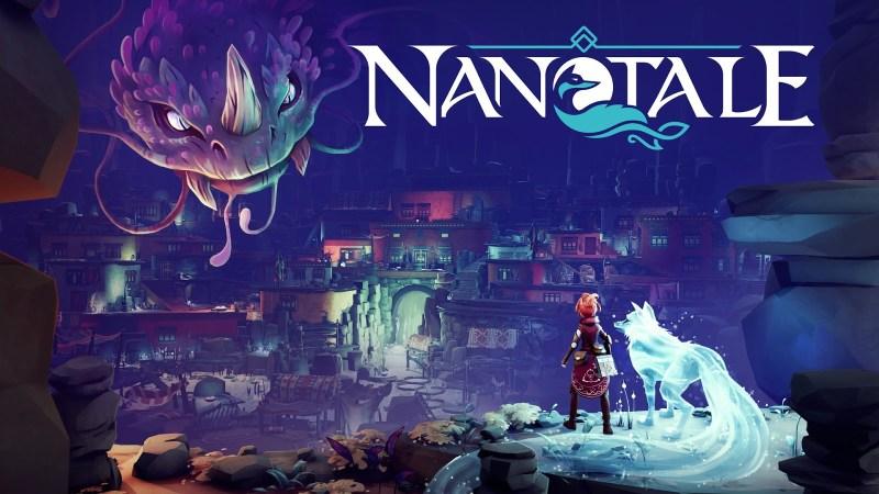El Adventure RPG de Tipeo y Fantasía Nanotale se lanzará en Steam a finales de marzo - nanotale-800x450