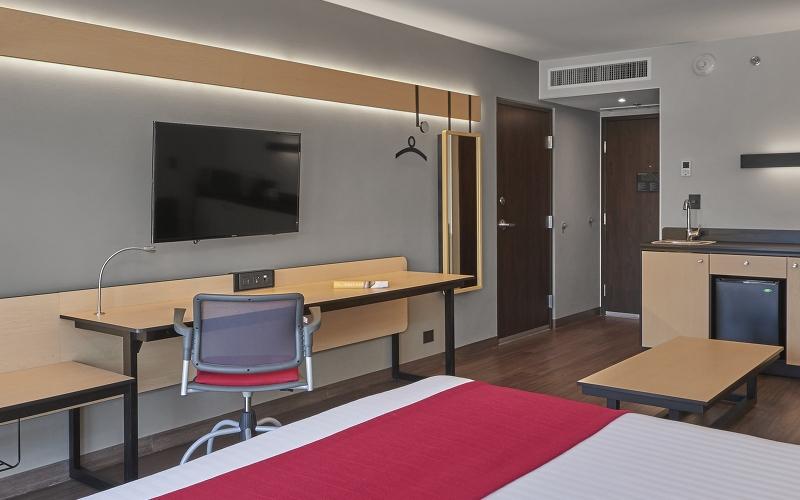 Hoteles City Express lanza Office Express, una alternativa segura para home office - office-express-home-office