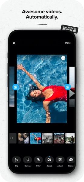 Quik, nueva app de edición de GoPro ¡conoce sus principales beneficios! - quik-gopro-02-awesomevideosautomatically
