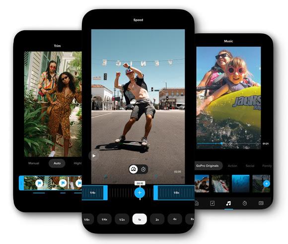 Quik, nueva app de edición de GoPro ¡conoce sus principales beneficios! - quik-gopro