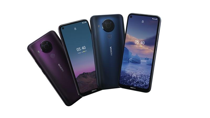 Nokia 5.4 llega a México, ¡conoce sus características y precio! - smartphone-nokia-54