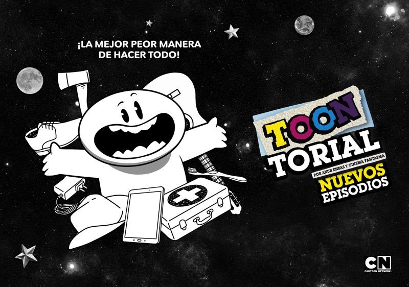 ¡Toontorial: La mejor peor manera de hacer las cosas está de vuelta en Cartoon Network! - toontorial