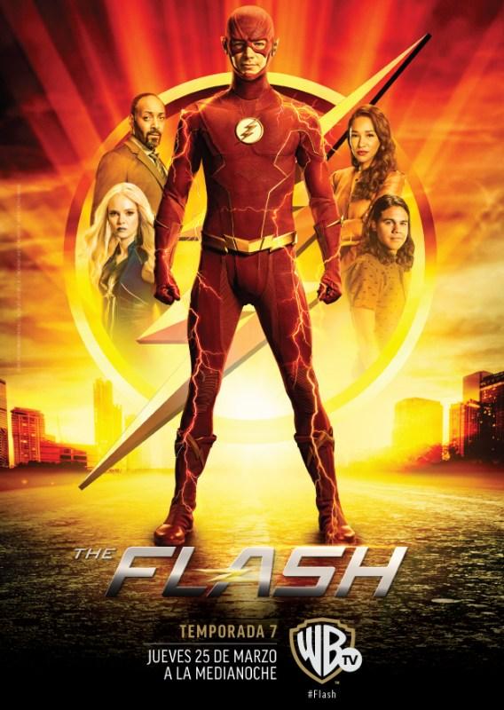 Warner Channel estrena la séptima temporada de The Flash - warner-channel-septima-temporada-the-flash-568x800