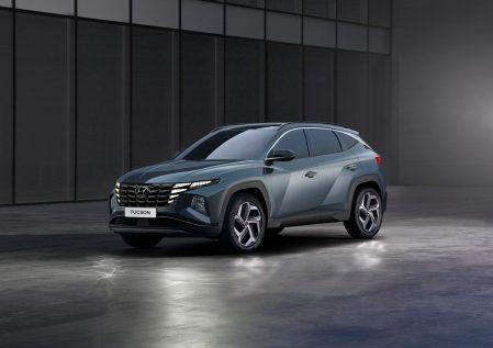 Tecnología, confort y seguridad: conoce todos los detalles de la nueva SUV Hyundai Tuscon 2022