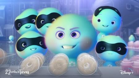 Nuevo corto 22 contra la Tierra, llega a Disney Plus el 30 de abril