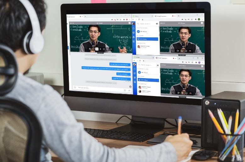 Alcatel-Lucent Enterprise lanza Rainbow Classroom para revolucionar el aprendizaje remoto - alcatel-lucent-enterprise-rainbow-classroom