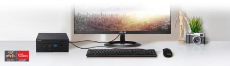 ASUS lanza nuevo mini PC PN51 con AMD Ryzen 5000