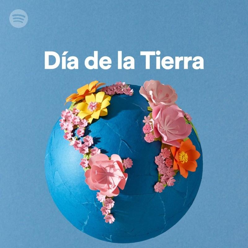 Spotify crea playlist especial por el Día de la Tierra