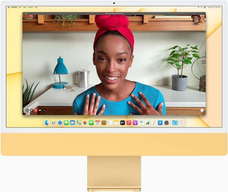 iMac 2021: ¿es solo una cara bonita? - imac-2021-10-800x675