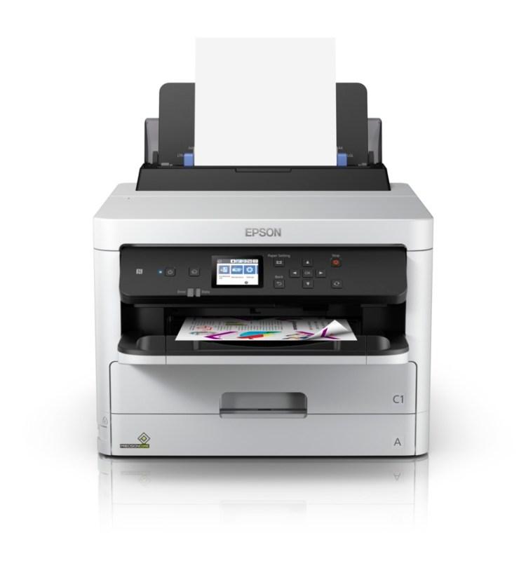 WorkForce Pro, las impresoras de gestión empresarial de Epson - impresora-workforce-pro-wf-c5290-750x800