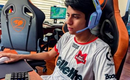 Infinity Esports renueva su alianza con Logitech G