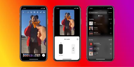 Nueva función para Reels de Instagram: Voz en off
