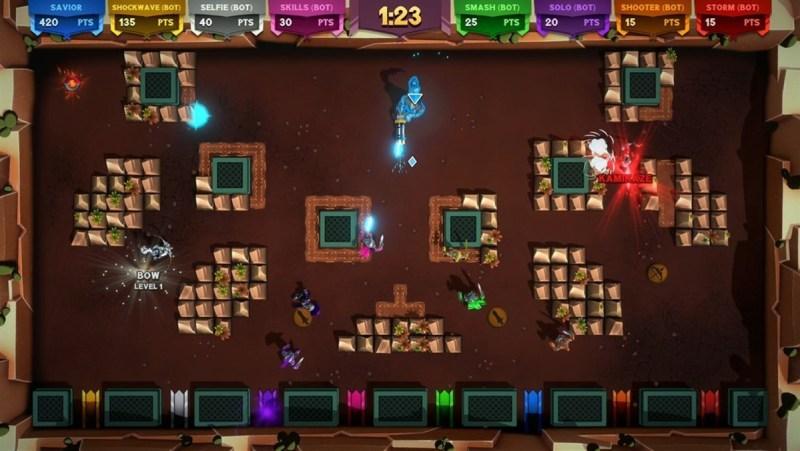 Xbox: nuevos juegos del 13 al 16 de abril - knight-squad-2-800x451
