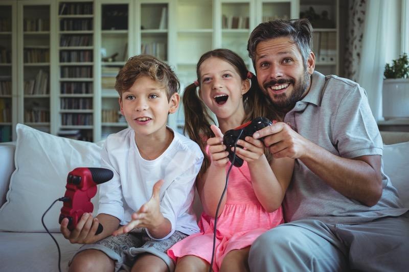 Este día del niño la demanda de videojuegos crece un 420% - la-demanda-de-videojuegos-aumenta