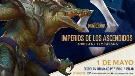 5 jugadores de Latinoamérica entre los mejores de Legends of Runeterra