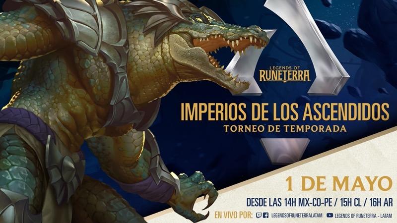 5 jugadores de Latinoamérica entre los mejores de Legends of Runeterra - legends-of-runeterra