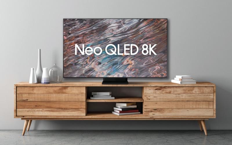 Samsung presenta su nueva línea de pantallas 2021 en México - neo-qled-8k