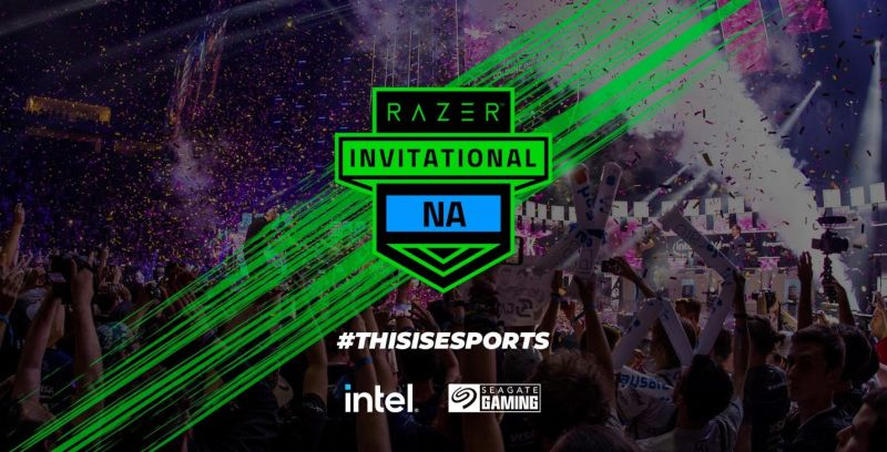 Razer Invitational – Norteamérica temporada 2021 - razer-invitational-norteamerica-800x408