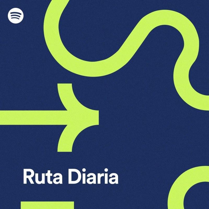 Ruta Diaria: playlist personalizada de Spotify con noticias y música - ruta-diaria-spotify-800x800