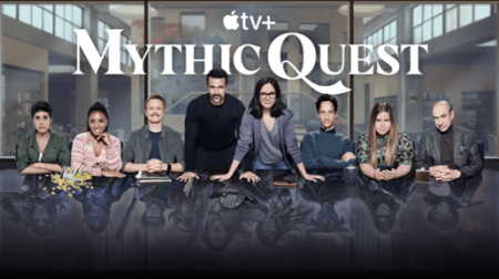 "Apple TV+ revela el tráiler de la Segunda Temporada de ""Mythic Quest"""