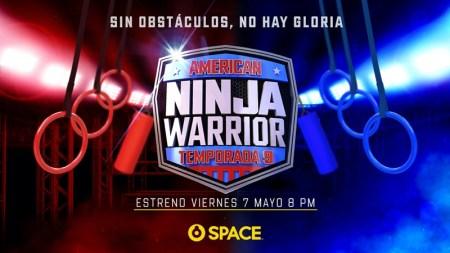 Space estrena el reality de competencias American Ninja Warrior