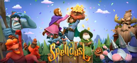 Lanzamiento del juego Spelldust para iOS y Android