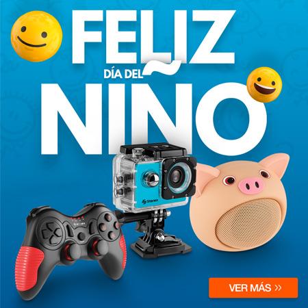 Selecciones regalos tecnológicos para festejar el día del niño - steren-dianm-mx