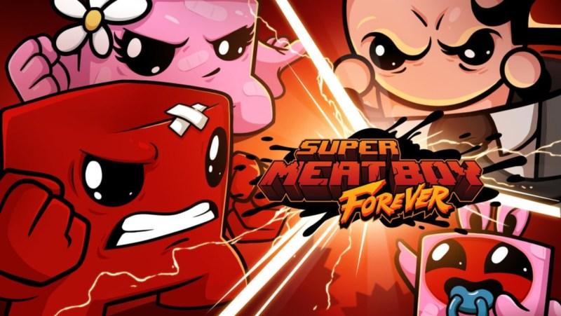 Xbox: nuevos juegos del 13 al 16 de abril - super-meat-boy-forever-800x451