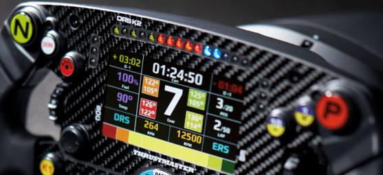 Thrustmaster presenta una réplica para carreras de simulación del volante del Ferrari SF1000 - thrustmaster-replica-simulacion-del-volante-ferrari-sf1000