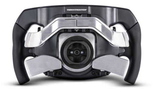 Thrustmaster presenta una réplica para carreras de simulación del volante del Ferrari SF1000 - thrustmaster-simulacion-del-volante-ferrari-sf1000
