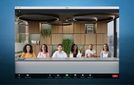 Zoom presenta Immersive View, una forma más colaborativa de reunirse