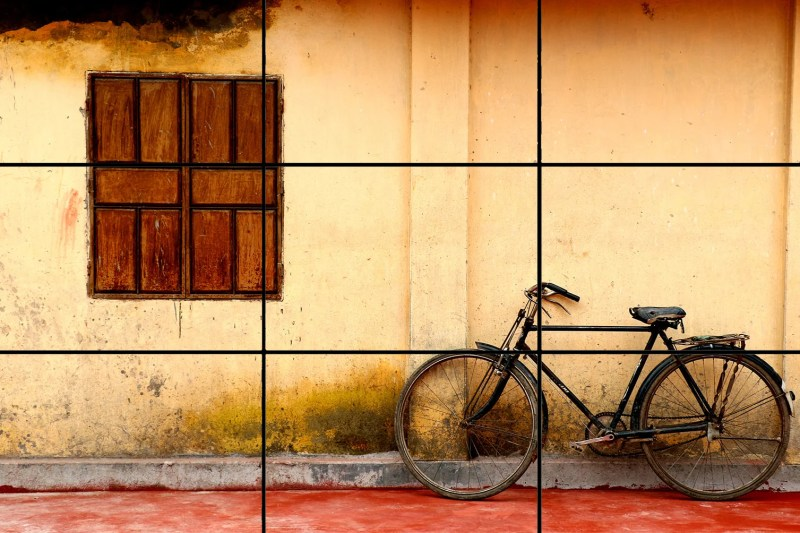 Cómo tomar buenas fotos: el grid de tu celular (ley del horizonte) - 3-800x533