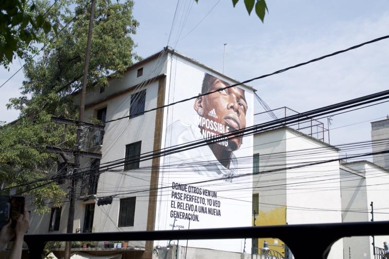 """adidas presenta murales en la Ciudad de México como parte de su campaña """"Impossible is Nothing"""" - adidas-murales-ciudad-de-mexico-2"""