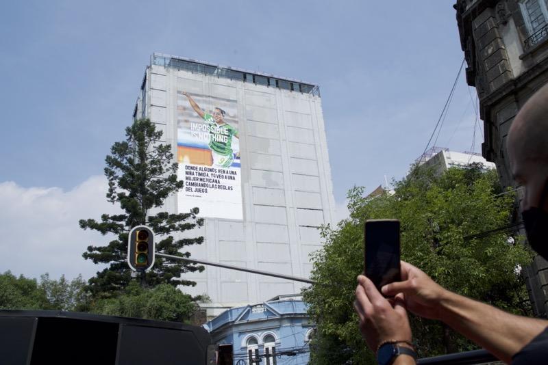 """adidas presenta murales en la Ciudad de México como parte de su campaña """"Impossible is Nothing"""" - adidas-murales-ciudad-de-mexico-4"""