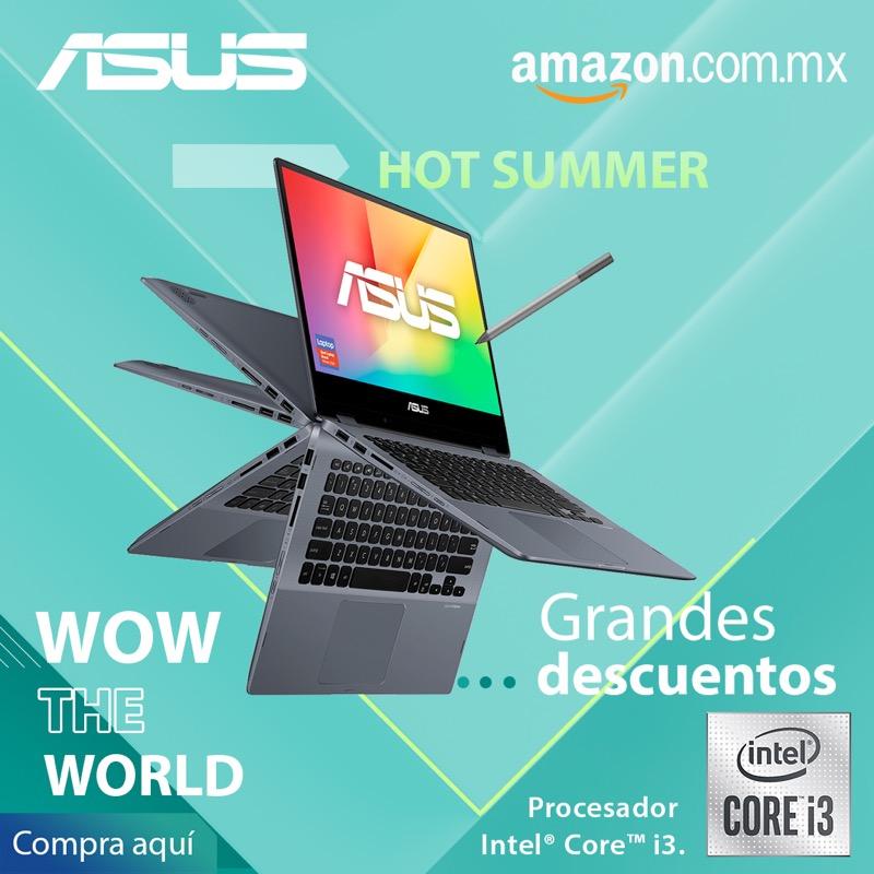 Estos son los descuentos de laptops ASUS y ROG en esta temporada - asus-vivobook-flip-tp412-fa-800x800