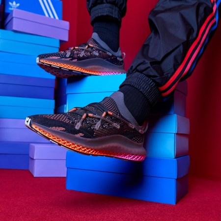 adidas Originals lanza el tercer colorway de la silueta 4D Fusio